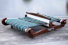 Kromski Harp Forte Rigid Heddle Walnut Loom 24 Inch Free Shuttle F/S B/O