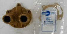Jabsco 43216-1000 Replacement Bronze End Cover for MerCruiser Produced Pumps