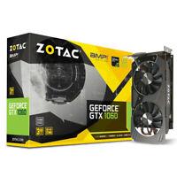 Scheda Video ZOTAC GeForce GTX1060 3 GB 192 Bit GTX 1060 GDDR5 nvidia AMP Core