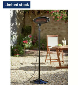 free standing electric patio heater