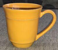 Pottery Barn Cambria Saffron Mug