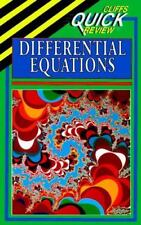 Differential Equations (Cliffs Quick Review) by Leduc, Steven A.