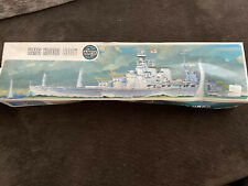 AIRFIX HMS HOOD 600th Scale Series 4 Model USED
