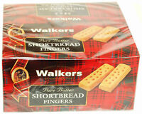 Walkers Biscuit Shortbread 2 Fingers Per Packet Short Bread - 24 Packets (1 Box)