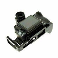 Quick Release L-Plate Bracket Stand Camera Hand Grip for Fujifilm Fuji GFX 50S