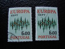 PORTUGAL - timbre yvert et tellier n° 1152 x2 obl (A29) stamp