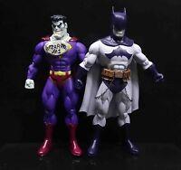 "DC Direct Superman/Batman Vengeance Series Batzarro Bizarro Action Figure 6"" M71"