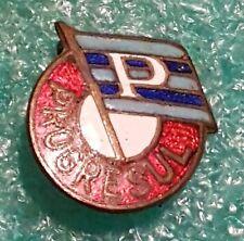 PROGRESUL BUKAREST ROMANIAN SOCCER CLUB OLD PIN BADGE