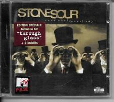CD ALBUM 14 TITRES--STONE SOUR--COME WHAT (EVER) MAY--2006