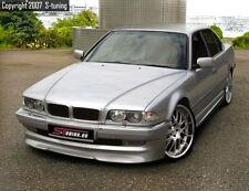 BMW 7er E38 - Frontansatz, Frontspoiler, Frontlippe, addon,  front bumper splitt