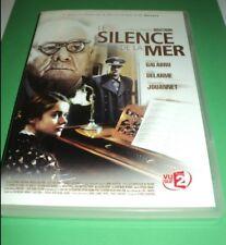 Le Silence de La Mer dvd zone 2 **neuf sous blister**