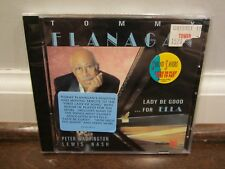 Lady Be Good...For Ella (by Tommy Flanagan)  (CD, Apr-1994)  SEALED