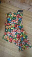 Zara Draped Floral Print Top Size XS SOLD OUT