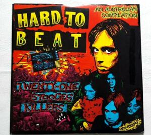 AN AUSTRALIAN COMPILATION  -  HARD TO BEAT DP - LP 1987
