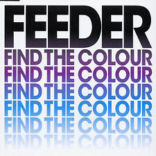 FEEDER - FIND THE COLOR [SINGLE] NEW CD