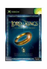 The Lord of the Rings The Fellowship of the Ring ( Xbox Original ) ( PAL )