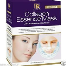 DR Daggett & Ramsdell Collagen Essence Mask Anti-Aging Treatment - 4pack
