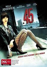 .45 (DVD, 2010) Region 4 (VG Condition)