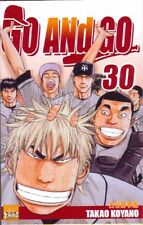 GO AND GO tome 30 Koyano MANGA shonen