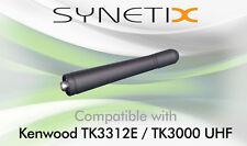 KENWOOD UHF STUBBY ANTENNA FOR TK3312 TK3000 x 1