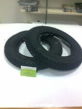 SET 2 TIRES 3.00-10 VESPA 50 R-N-SPECIAL-PK-PK XL-V-HP MEASURE 3.00-10
