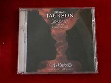 MICHAEL JACKSON~ SCREAM~ 2 TRACKS ~EPIC~ LIKE NEW~ FREE WILLY 2~ ~POP~CD