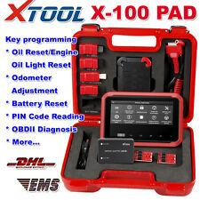 XTOOL X100 PAD Tablet OBD2 Auto Programmer Tool Code Reader with EEPROM Adapter