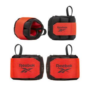 Reebok Flexlock Wrist Weights Arm Workout Running Walking Women 0.5kg 1kg Pairs