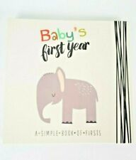 Lucy Darling's Little Animal Lover Memory Book: Baby's First Year