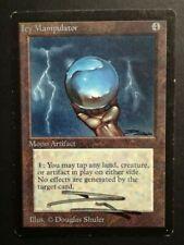 Icy Manipulator BETA - Rare Card SIGNED - MTG Magic The Gathering