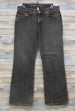 Lucky Brand Jeans 10 x 31 Women's Mid Rise Flare 100% Cotton    (N-5)