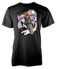 Bat Girl Gotham Arkham Hero Mashup Kids T Shirt