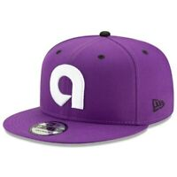 Jimmie Johnson New Era Ally 9FIFTY Snapback Adjustable Hat - Purple