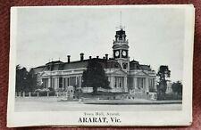 VINTAGE PHOTOGRAPH FOLDOUT BOOK PHOTOS OF ARARAT 1950S