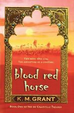 Blood Red Horse: Book One of the de Granville Trilogy-ExLibrary
