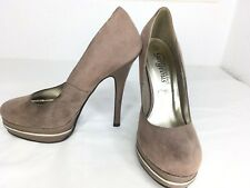 Womens' platform High Heel Pumps, Event or Casual, Size 3, Used