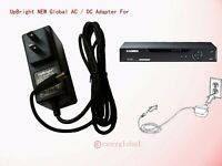 AC Adapter For Lorex 4K Ultra HD DVR Recorder 4-16 Channel Video Security System