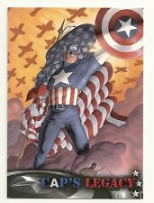 2014 Upper Deck CAPTAIN AMERICA The Winter Soldier Cap's Legacy # CL-6