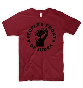 People's Front Of Judea T Shirt Life of Brian Monty Python I'm Not The Messiah