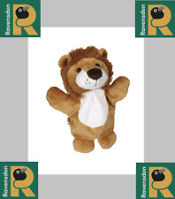 Ravensden collection LION Glove Hand Puppet 27cm Official Gift Present SOFT TOY