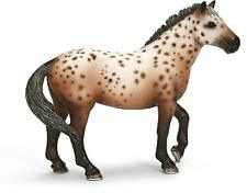 KNABSTRUPPER STALLION by Schleich/ toy horse/ 13689/ RETIRED
