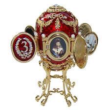 Oeuf du Caucase 1893 copie Oeuf Faberge Caucase cadeau PAQUES OEUF collection
