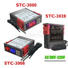 Thermostat Temperature Controller Ntc Sensor Probe Stc 3000 Stc 3008 Stc 3028
