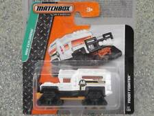 Matchbox 2014 #047/120 FROST FIGHTER white MBX Explorers Case E
