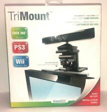 NEW TRI HD TV Flat Screen  Mount for XBOX 360 PS3  PlayStation Move Eye Wii
