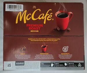 McCafe Premium Medium Roast Coffee K Cups, 84ct. New Expires 08/25/2021