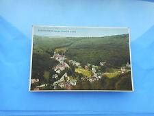 Zwischenkriegszeit (1918-39) Kolorierte-Karte Ansichtskarten mit Dom & Kirche