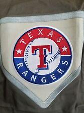 NEW POTTERY BARN MLB TEXAS RANGERS GRAY  STANDARD  PILLOW SHAM