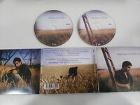 ALEX UBAGO AVIONES DE CRISTAL CD + DVD EDICION ESPECIAL DESPLEGABLE CARTON