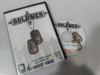 SOLDIER SECRET WARS JUEGO PC CD-ROM ESPAÑOL JOWOOD